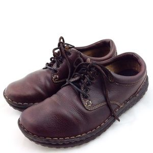 Born Lace Up Oxford Shoes 8.5